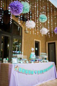 40 ideas que puedes intentar para decorar un baby shower de niño (38)