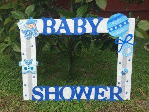 40 ideas que puedes intentar para decorar un baby shower de niño (5)