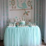 40 ideas que puedes intentar para decorar un baby shower de niño (9)