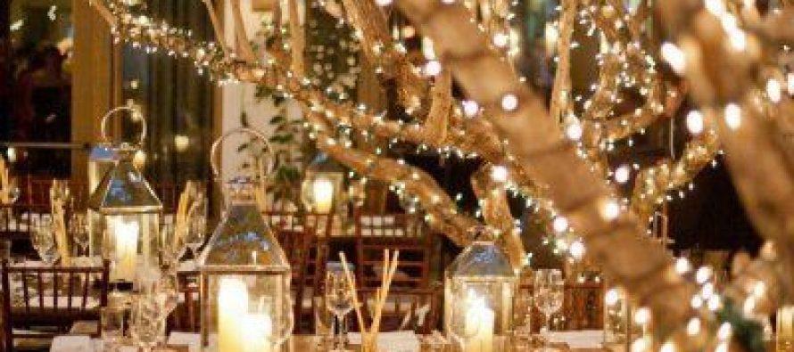 Como decorar una fiesta navide a en el jard n curso de - Fiesta en el jardin ...