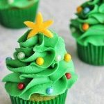 CupCakes para Navidad (2)