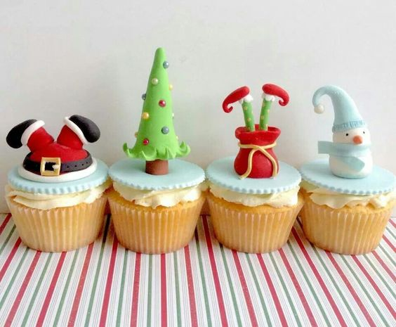 CupCakes para Navidad (20)