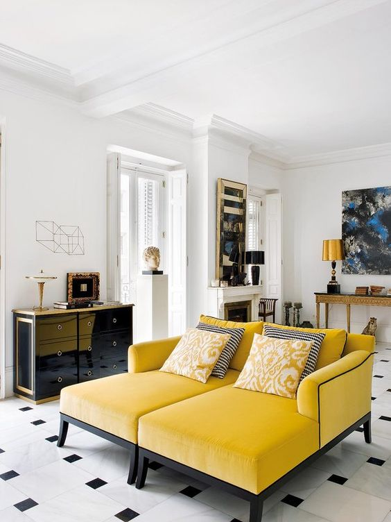 Ideas de decoración para salas de estar (20)