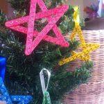 Ideas para Adornar un arbol de Navidad con Tus hijos (5)