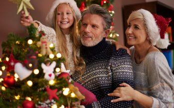 Ideas para Adornar un árbol de Navidad con Tus hijos