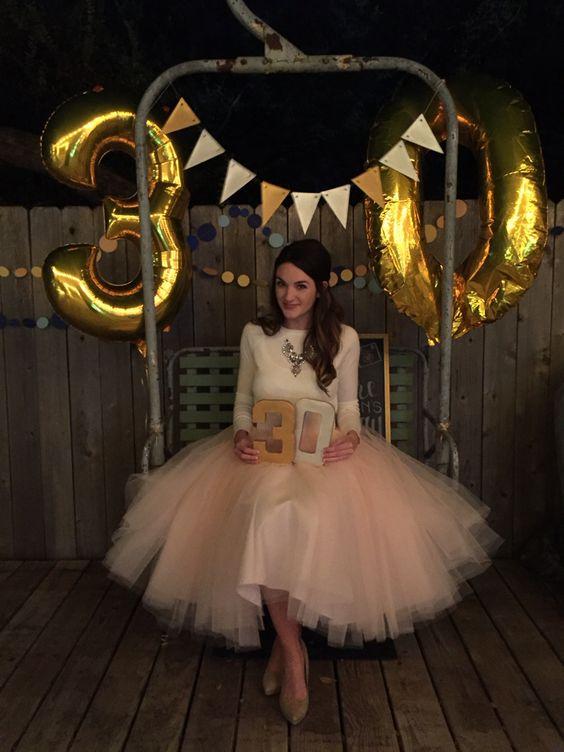 Ideas para Incluir en la Celebración de tus 30 Años