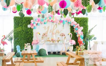 Ideas para una fiesta tropical