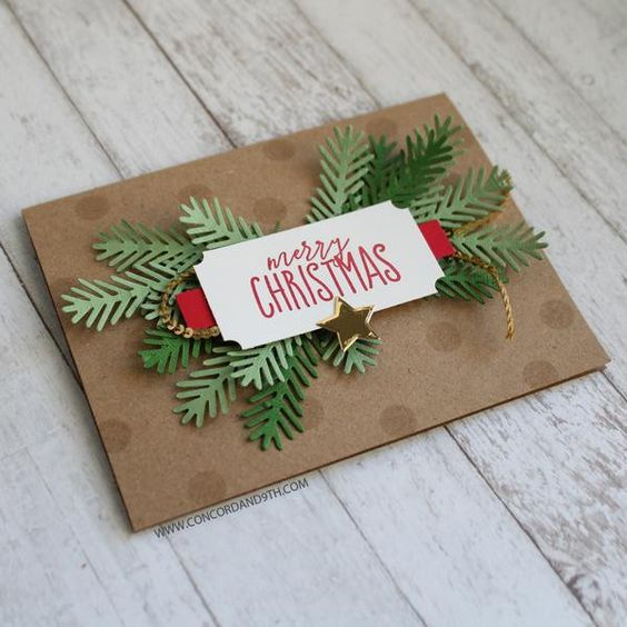 Los mejores diseños de tarjetas navideñas que puedes obsequiar esta navidad 2017