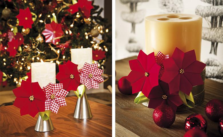 Nochebuenas para decorar esta navidad 2017 - 2018 (24)