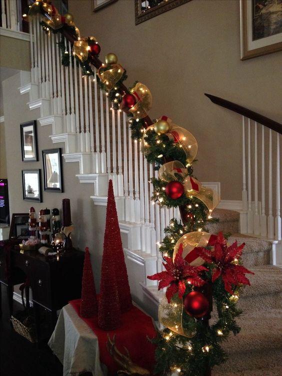 Nochebuenas para decorar esta navidad 2017 2018 4 for Decoracion de navidad 2017