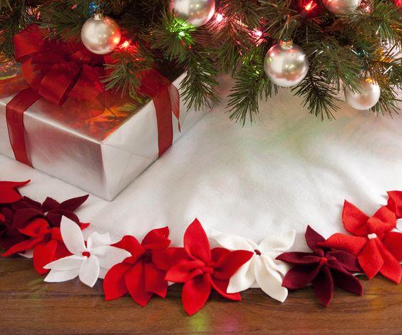 Nochebuenas para decorar esta navidad 2017 - 2018 (7)
