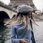 Outfits con boina francesa Tendencia otono - invierno 2017 (10)