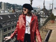 Outfits con boina francesa ¡Tendencia otoño – invierno 2017!