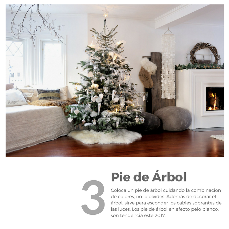 Paso a paso para decorar el rbol de navidad decoracion - Decorar la casa para navidad ...