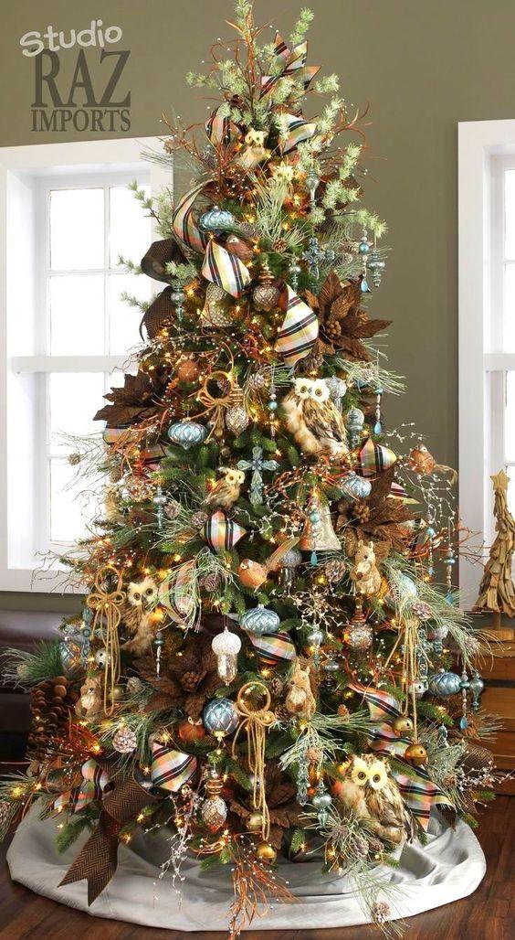 Paso a Paso para Decorar el Arbol de Navidad (10)