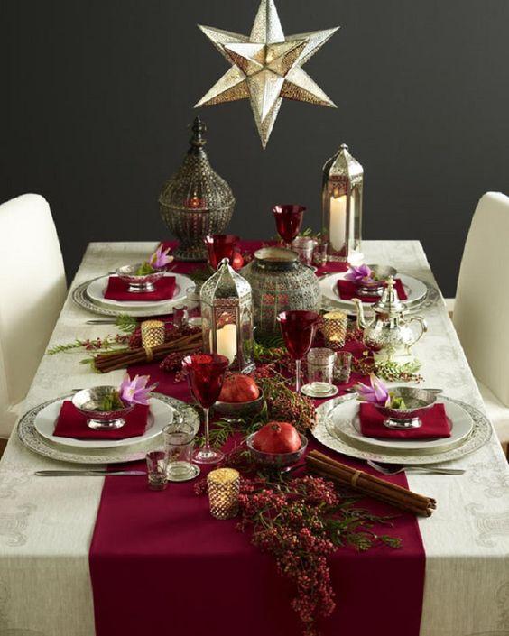 Paso a paso para elaborar centros de mesa navidenos for Centros de mesa navidenos elegantes