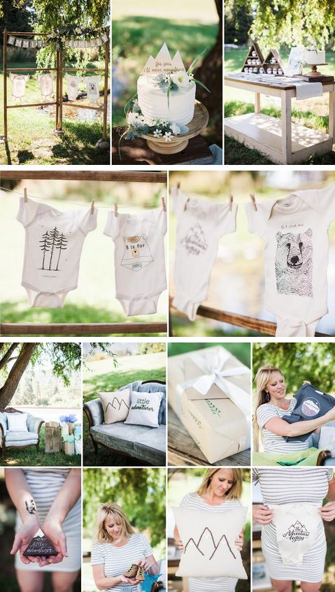 Baby shower 2018 tendencias