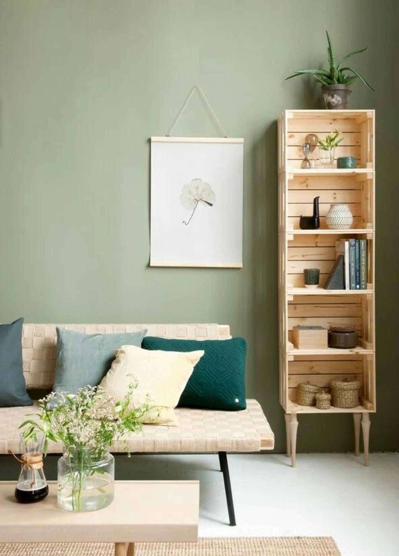 ideas diferentes para organizar y decorar con cajas de madera