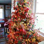 10 Arboles Navideños con Decoración Mexicana (3)