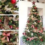 40 Ideas para Decorar el Arbol de Navidad (10)