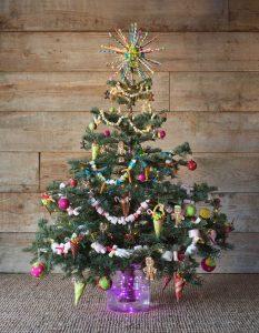 40 Ideas para Decorar el Arbol de Navidad (11)