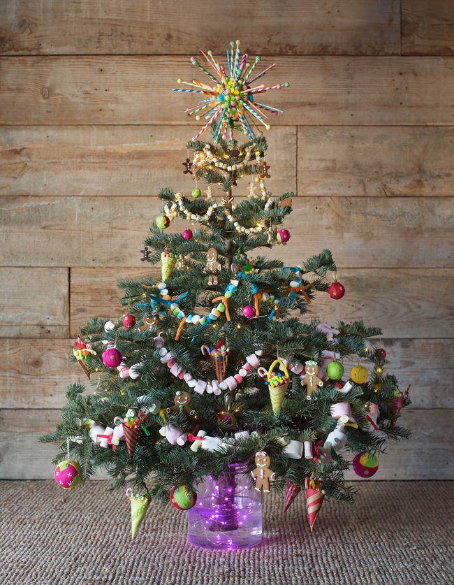40 ideas para decorar el arbol de navidad 11 - Ideas decorar arbol navidad ...