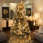 40 Ideas para Decorar el Arbol de Navidad (13)