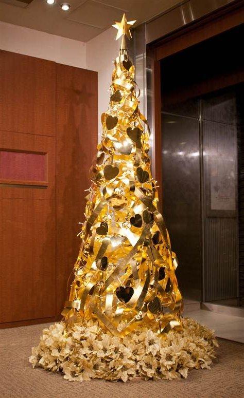 40 ideas para decorar el arbol de navidad 15 for Ideas para decorar el arbol de navidad
