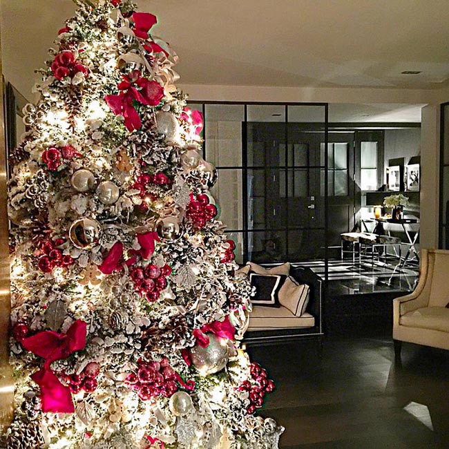 40 ideas para decorar el arbol de navidad 2 decoracion - Ideas para adornar el arbol de navidad ...