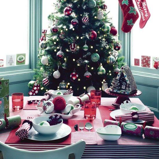 40 Ideas para Decorar el Arbol de Navidad (23)