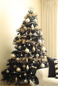 40 Ideas para Decorar el Arbol de Navidad (24)