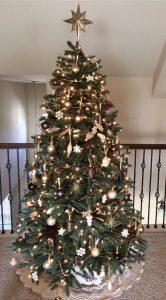 40 Ideas para Decorar el Arbol de Navidad (28)