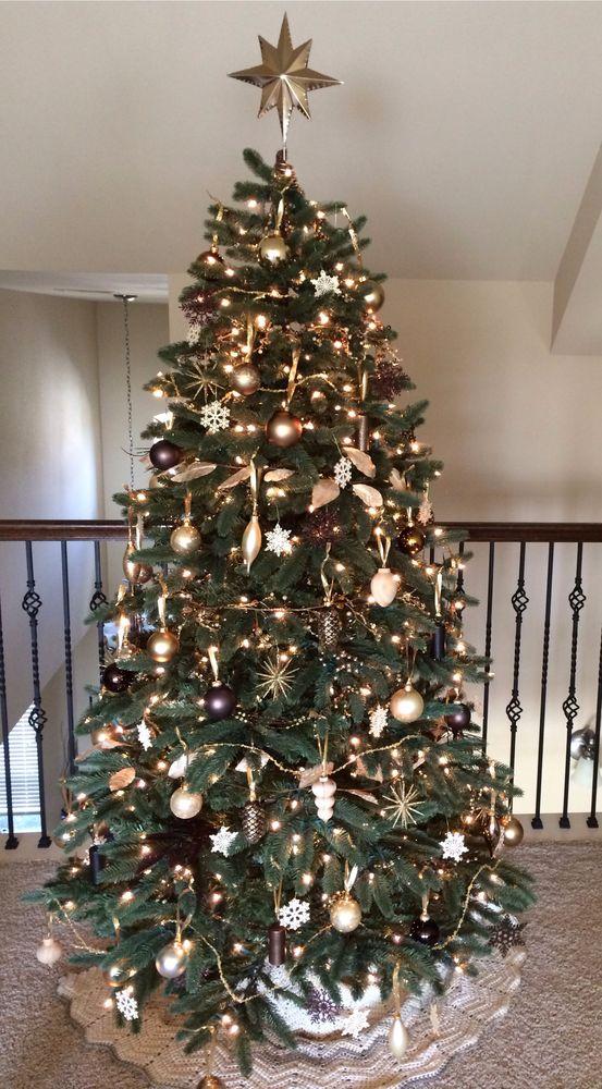 Decorar arbol de navidad sin esferas