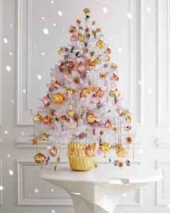 40 Ideas para Decorar el Arbol de Navidad (29)