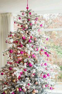40 Ideas para Decorar el Arbol de Navidad (30)