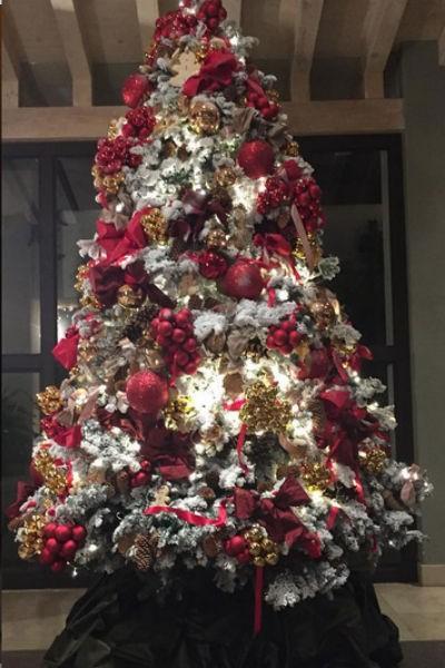 40 ideas para decorar el arbol de navidad 5 for Ideas para decorar el arbol de navidad