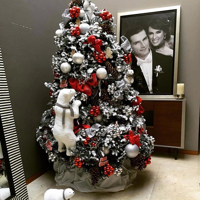 Ideas para decorar el Árbol de Navidad con animales