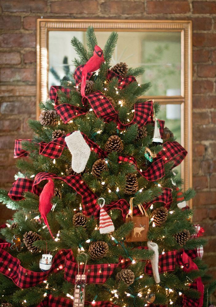 Arbol de Navidad 60 ideas Preciosas para Decorar (1)