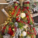 Arbol de Navidad 60 ideas Preciosas para Decorar (112)