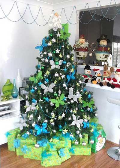 Arbol de Navidad 60 ideas Preciosas para Decorar (18)