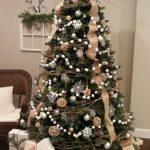 Arbol de Navidad 60 ideas Preciosas para Decorar (26)