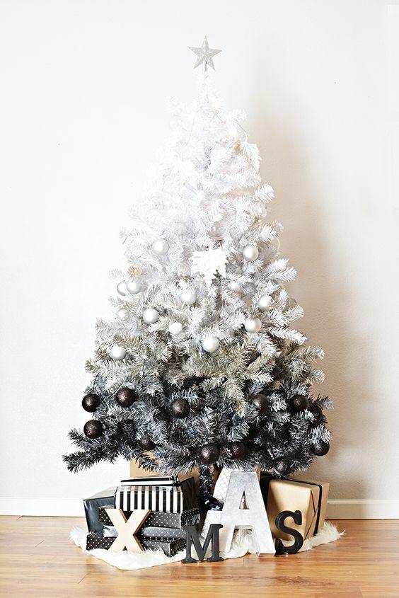 Arbol de Navidad 60 ideas Preciosas para Decorar (28)