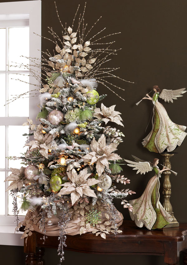 Arbol de Navidad 60 ideas Preciosas para Decorar (36)