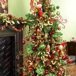 Arbol de Navidad 60 ideas Preciosas para Decorar (44)