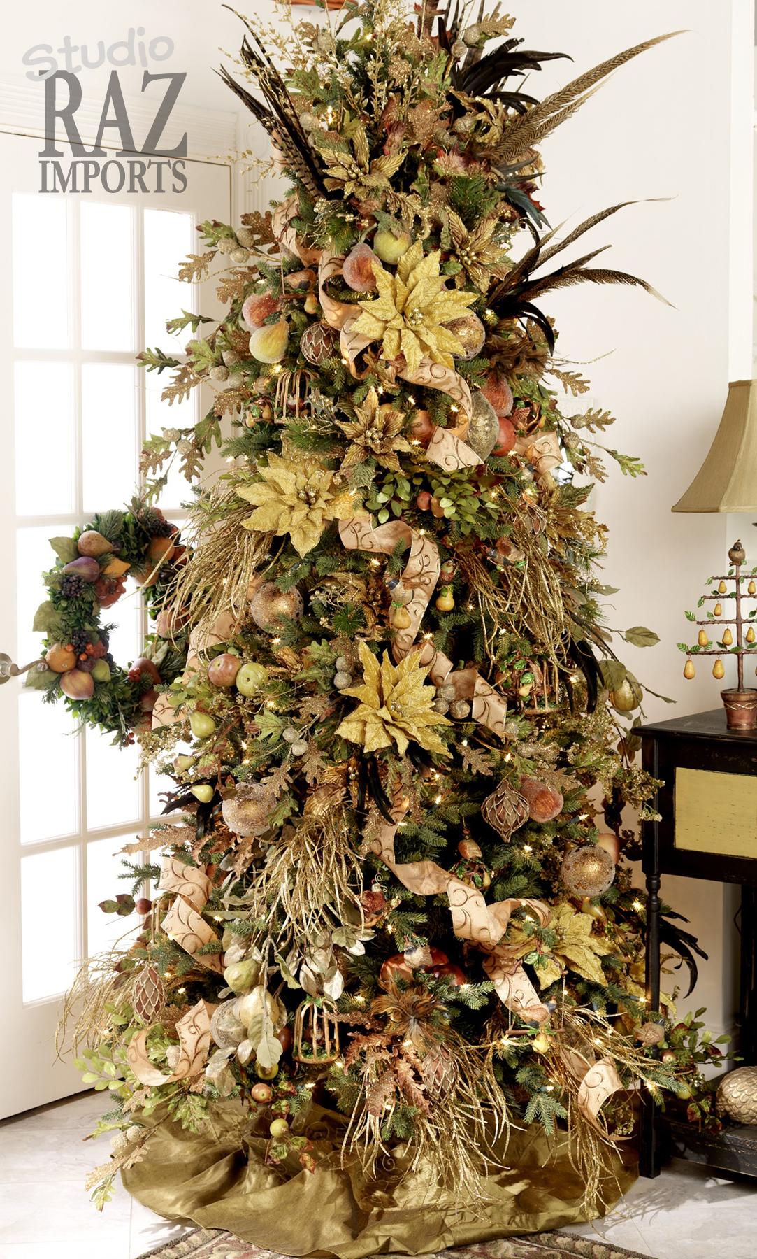 Fotos de arbol de navidad decoracion de interiores fachadas para casas como organizar la casa - Arbol de navidad en casa ...