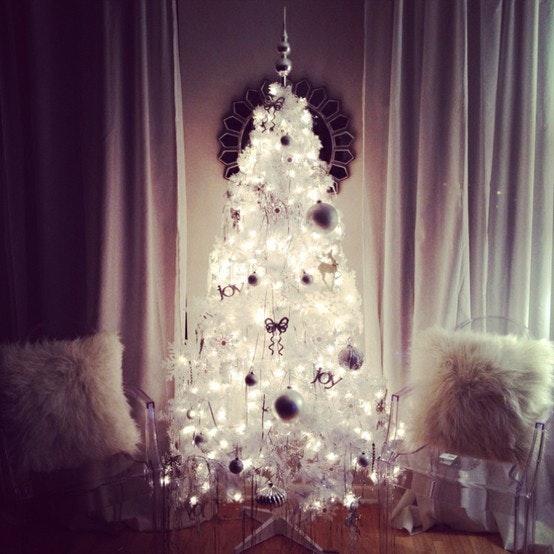 Arbol de Navidad 60 ideas Preciosas para Decorar (59)