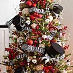 Arbol de Navidad 60 ideas Preciosas para Decorar (6)