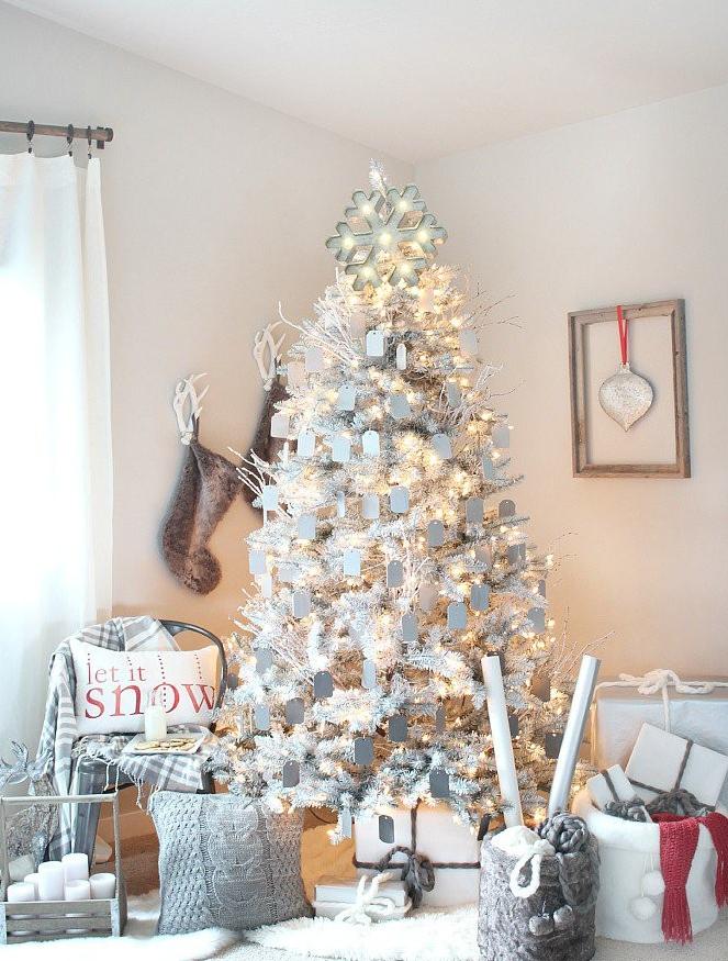 Arbol de navidad 60 ideas preciosas para decorar 63 - Como decorar un arbol de navidad azul ...