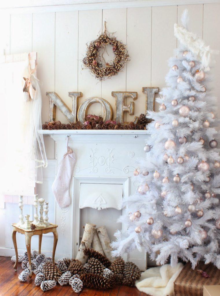 Arbol de Navidad 60 ideas Preciosas para Decorar (65)