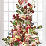 Arbol de Navidad 60 ideas Preciosas para Decorar (76)